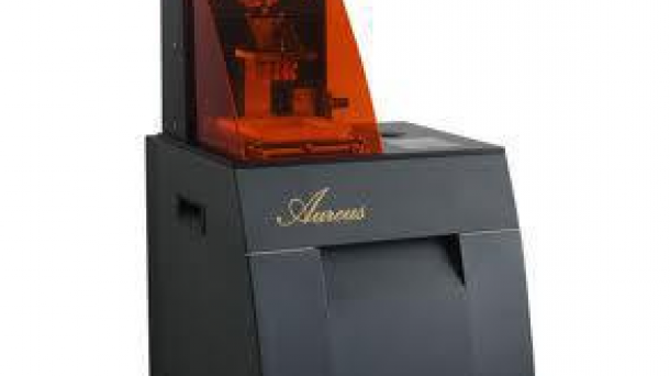 EnvisionTec PER-12-1000 Perfactory 4 Standard XL 3D printer