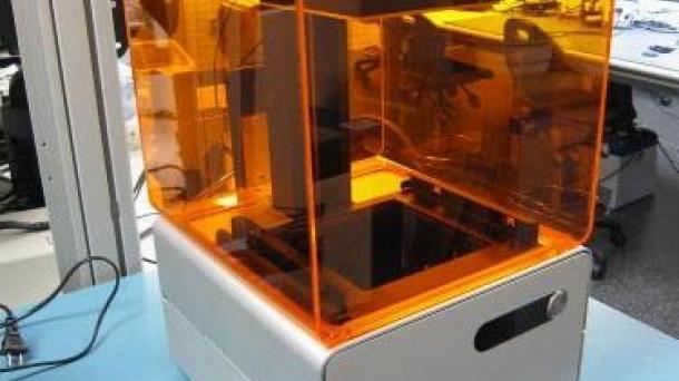 Formlabs 1+ 3D Printer