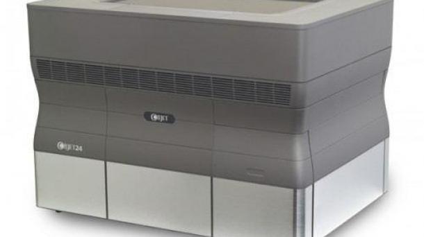 Objet 24 Includes Waterjet Wash Station