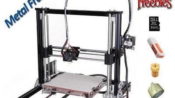 FLSUN 3D Metal Frame Prusa i3 DIY KIT