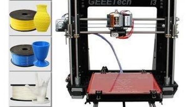 Geeetech Premium Prusa i3 Kit - Free Shipping