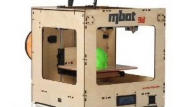 Mbot Cube 3d Printer Dual Head