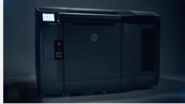 See how the HP Jet Fusion 3D Printing Solution works – from start to finish