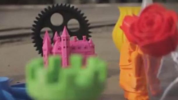 Mamba3D High quality open source 3D printer